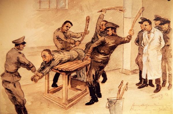 Η βία της αστυνομίας είναι αποτέλεσμα των διαταγών από την ηγεσία της.