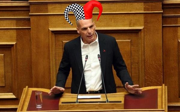Το στικάκι του Βαρουφάκη και η «δημοκρατία»