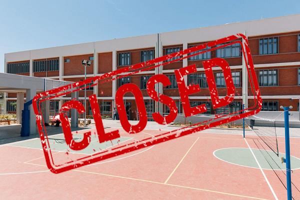 Κορονοϊός: Αναστολή λειτουργίας σχολείων. Λίστα από το Υπουργείο
