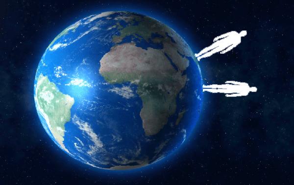 Γιατί η Γη, οι πλανήτες και τ΄αστέρια είναι σφαιρικά;