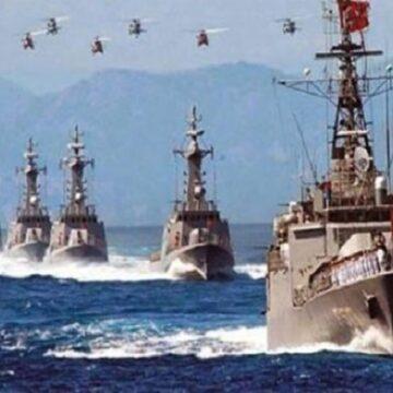 Ελληνοτουρκικά. Γιατί βγήκε ο Τουρκικός στόλος στο Νότιο Αιγαίο
