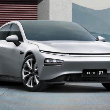 Ηλεκτρικό Super car από την Κίνα σε καταπληκτική τιμή. Xpeng P7