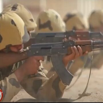 Έκτακτο: Η Αίγυπτος έτοιμη για εισβολή στην Λιβύη.